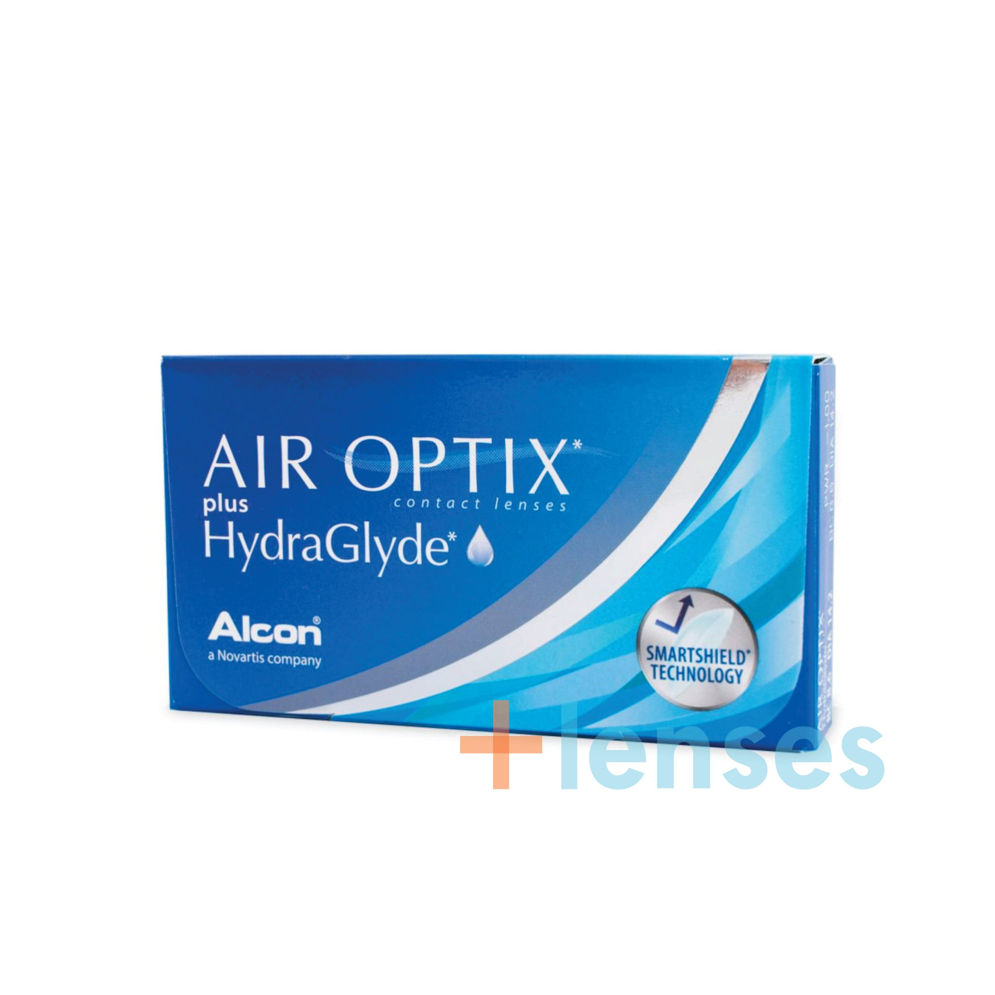 lentille de contact Air Optix plus HydraGlyde 032d9c63d293